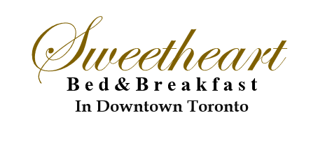 Sweetheart B & B Downtown Toronto